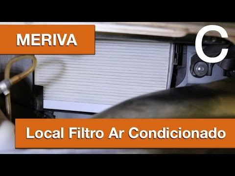 Dr CARRO Local Filtro Ar Condicionado Meriva