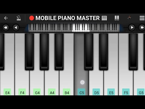 Pehli Nazar Mein Paino Tutorial|Piano Keyboard|Piano Lessons|Piano Music|learn piano Online|online