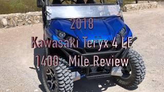 10. Kawasaki Teryx 4  Review