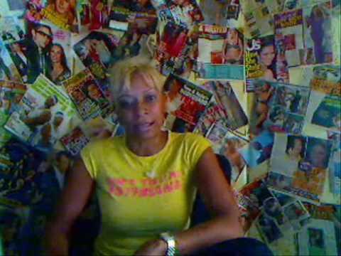 Janet Jackson 1 Chicken Wing 2 Many!! (Webbasode 118)