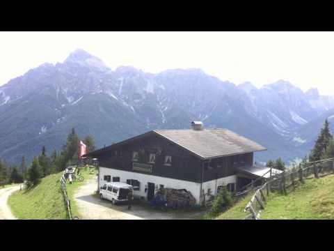 Pfarrachalm im Stubaital (видео)