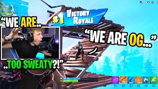 I played Fortnite at 2AM on a SCHOOL NIGHT and met the most TRYHARD GHOUL TROOPER...