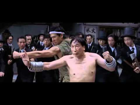 Kung Fu Hustle First Fight Hd