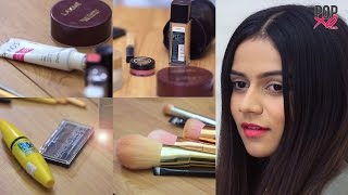 Komal's Everyday Makeup Routine | Makeup Tutorial For Beginners - POPxo