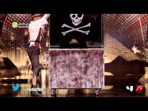 Arabs Got Talent – Cherifian Troupe – تجارب الأداء