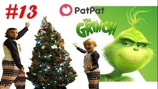 Magic PatPat Elf Squad Pajamas & Decorating Christmas Tree!