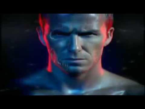 David Beckham -- Motorola Aura