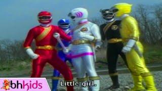 5 Anh Em Siêu Nhân Gao - Tập 11 : Mắt Thần Oruku