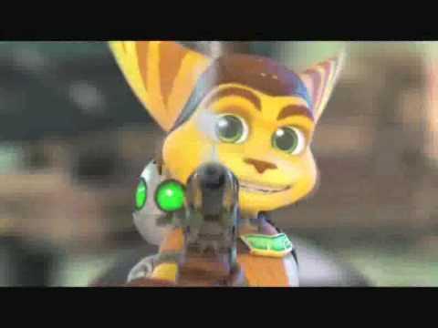 0 Commercials from the Past: Ratchet &amp; Clank Future: Tools of Destruction (2009)