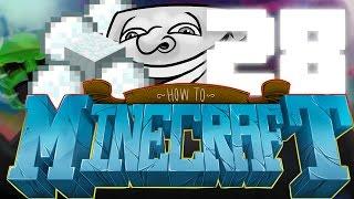 EPIC SNOW PRANK! HOW TO MINECRAFT #28