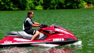 8. 2015 Yamaha FZ Series WaveRunners