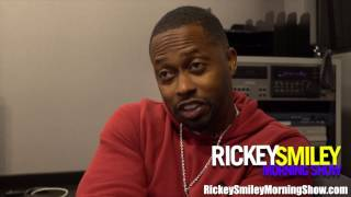 "Kandi Burruss from ""The Real Housewives of Atlanta"" and 6LACK will be on the next #RSMS, and Special K has more details! RickeySmileyMorningShow.com."