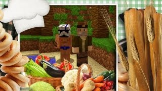 Hambre, Mucho Hambre en Los Juegos del Hambre!! [Parte 1] Minecraft Juegos del Hambre c/Alex