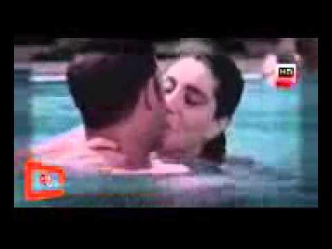 Video وفاء عامر بالبكينى  وبوس مع اشرف عبد الباقى  hot sexy kiss kissing download in MP3, 3GP, MP4, WEBM, AVI, FLV January 2017