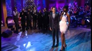 Michael Bublé  -  White Christmas (Home For Christmas),featuring Kelly Rowland & Naturally 7 [HQ]