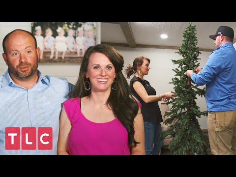 "The Waldrop's ""Pitiful"" Christmas Tree! 