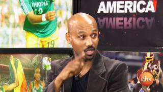 Sport America Interview With Fasil Seiyum