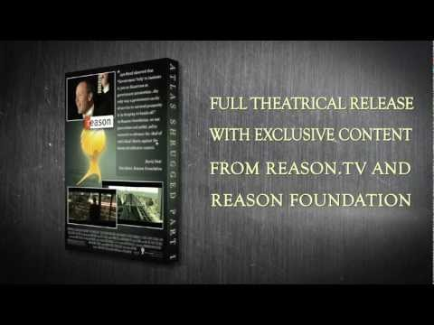 Special Reason Edition DVD: Atlas Shrugged Part I, On Sale Now!