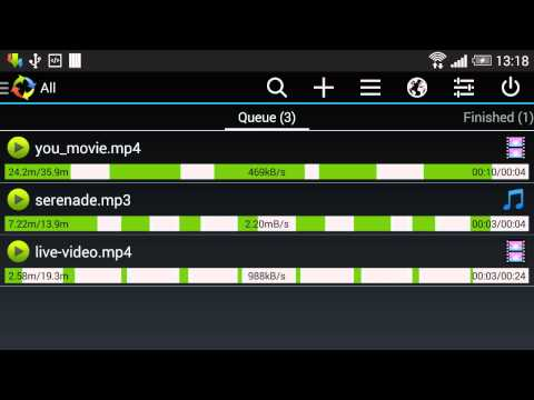 Video of Advanced Download Manager