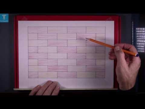 Drawing Practice 3 Brickwork