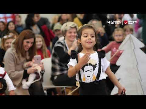 img Il Mondo Creativo 2018 | sfilata kids con mamme & altri eventi!