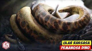 Download Video Terungkap, Ular Pertama Di Dunia Ternyata Pemakan Dinosaurus MP3 3GP MP4