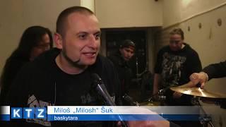 Video Kralupy TV: Dissection pokřtili nové CD (22. 1. 2019)