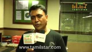 Ramesh at Oru Melliya Kodu Movie Shooting Spot