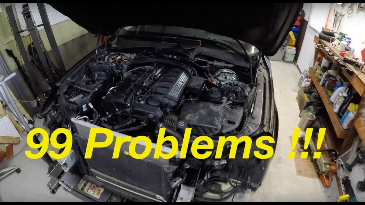 Will The Copart BMW Start With The New Ebay ECU??? - YouTube