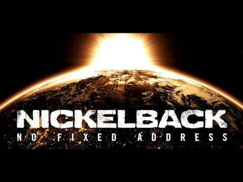 Nickelback - The Hammer's coming down lyrics