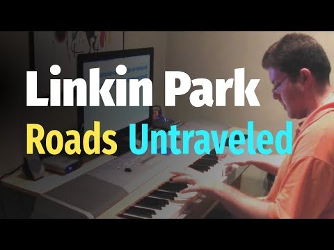 Album : Linkin Park Roads Untraveled Piano Cover With Sheet Music ...