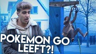 POKEMON GO LEEFT NOG?!
