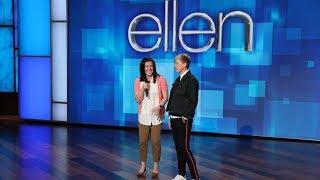 Ellen Proves the Viral 'Me on Ellen' Meme Is Exaggerated