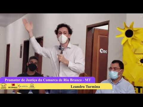 Setembro Amarelo 23/09/2021 Promotor de Justiça Leandro Tumina