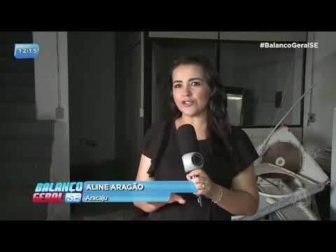 Prédio da PM em Sergipe é arrombado por bandidos