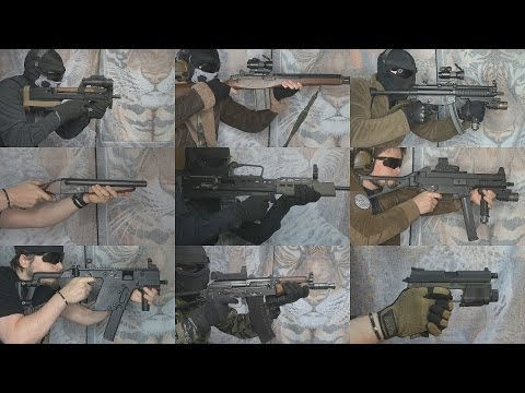 (Airsoft) Shooting compilation