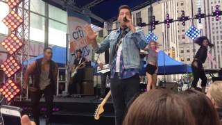 download lagu download musik download mp3 Andy Grammer - Fresh Eyes TODAY Show Performance