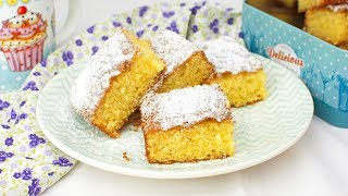 Learn how to make a lemon and anise cake at home. This fluffy lemon cake tastes amazingly delicious!▼ INGREDIENTS LIST:- 3 medium eggs- 125 g (4.4 oz) of granulated sugar- 1 teaspoon of grated lemon zest- 1/4 teaspoon of salt- 2 tablespoons of anise-flavored liqueur- 125 g (4.4 oz) of butter, softened- 125 g (4.4 oz) of all-purpose flour- 3 teaspoons of baking powder- Powdered sugar, for sprinkling⇨ Music ⇦Life of Riley by Kevin MacLeod is licensed under a Creative Commons Attribution license (https://creativecommons.org/licenses/by/4.0/)Source: http://incompetech.com/music/royalty-free/index.html?isrc=USUAN1400054Artist: http://incompetech.com/⇨ Subscribe to Very Easy Recipes! ⇦http://www.youtube.com/subscription_center?add_user=VeryEasyRecipes⇨ Follow us on Social Networks! ⇦- Twitter: http://twitter.com/VeryEasyRecipes- Facebook: http://facebook.com/VeryEasyRecipes- Instagram: http://instagram.com/VeryEasyRecipes- Google+: http://plus.google.com/+VeryEasyRecipesTweet and tag us in your recipe attempts!P.S. We are not native speakers of English, so we apologize if there are any incomprehensible words, typos or grammatical errors in this video. We hope you enjoy the recipe!