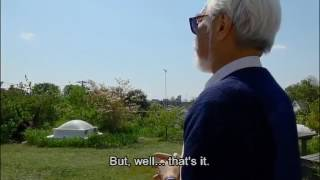 Nonton Hayao Miyazaki in The Kingdom of Dreams and Madness Film Subtitle Indonesia Streaming Movie Download