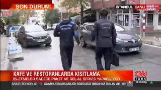 Gaziosmanpaşa'da Koronavirüs Denetimleri - Cnn Türk