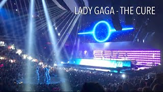 GAGA - First LIVE TV performance The Cure - streamed to AMAs on ABC, 2017