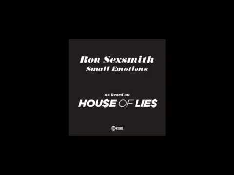 Ron Sexsmith - Small Emotions (Audio)