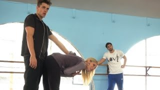 FLIRTATIOUS DANCE PRANK