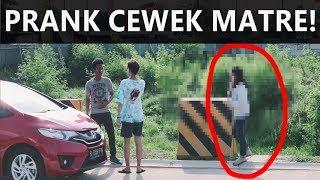 Download Video PRANK KE CEWEK MATRE! MP3 3GP MP4