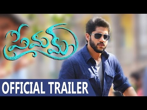 Premam Telugu movie Trailer HD - Naga Chaitanya, Shruti, Anupama, Madonna