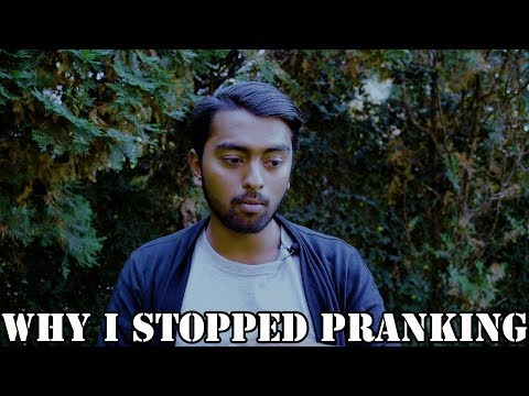 (Why I Stopped Pranking // Keep Supporting :) ...2 minutes, 28 seconds.)