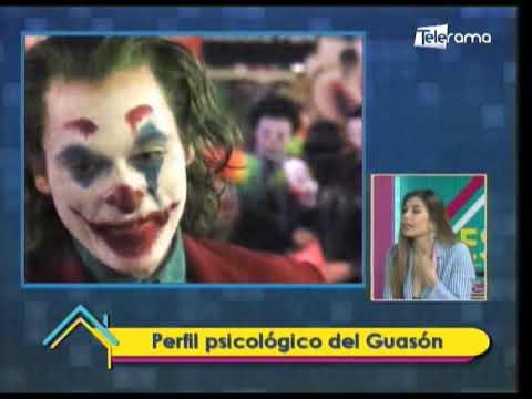 Perfil psicológico del Guasón