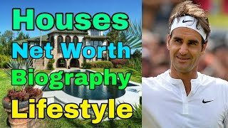 In this video you will see Roger Federer lifestyle, Roger federer cars, roger federer houses, roger federer net worth and many more things about him. Roger ...