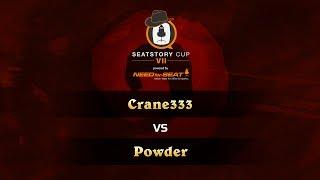 Powder vs Crane333, game 1