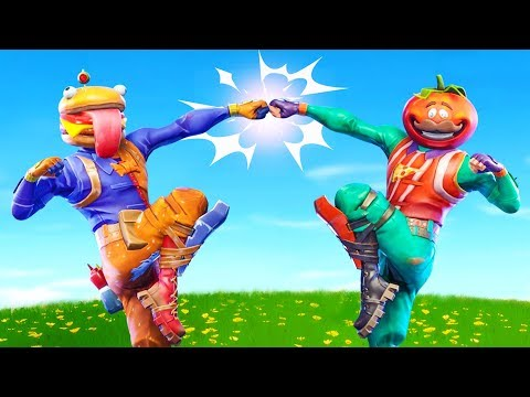 The ADVENTURES of TOMATO MAN and BURGER BOY In Fortnite! - Thời lượng: 19 phút.